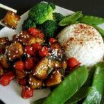 Potrawa Generała Tso