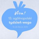 XIII Ogólnopolski Tydzień Wege