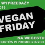 Wegański czarny piątek