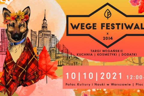 Wege Festiwal Warszawa // Pałac Kultury i Nauki 10.10.2021